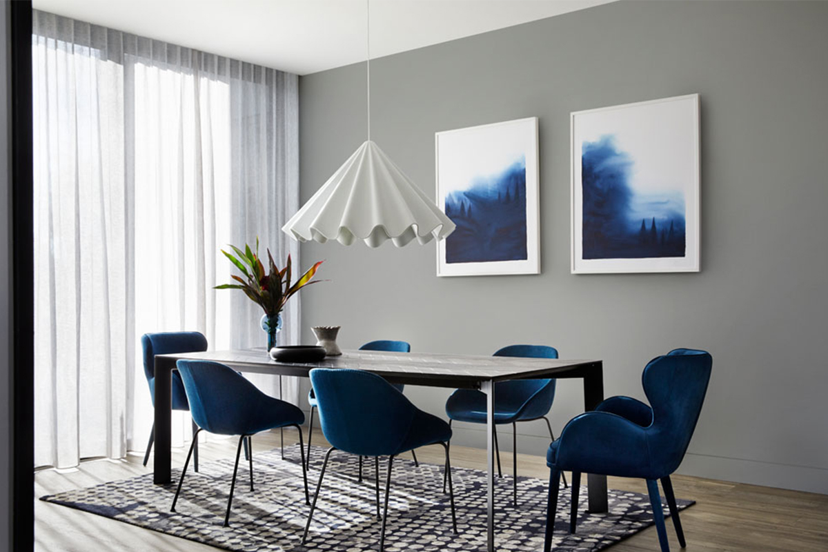 Dulux Chadston road blog dining