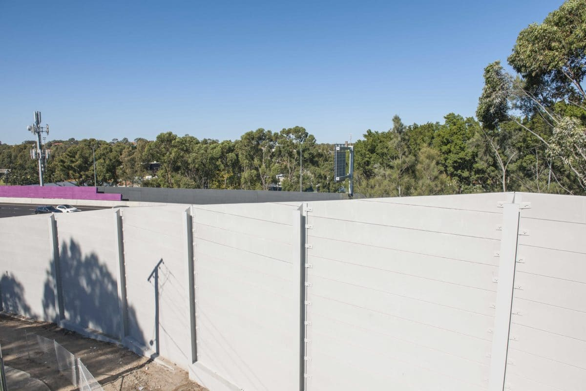 Hebel's SoundBarrier system breaks new ground on Sydney's growing WestConnex motorway
