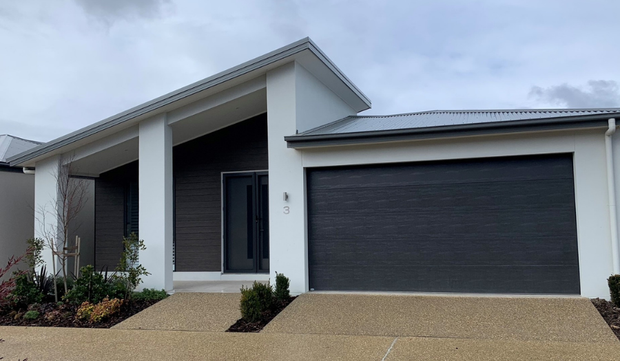 A home for the ages - Hebel and Cemintel creating design driven modern facades