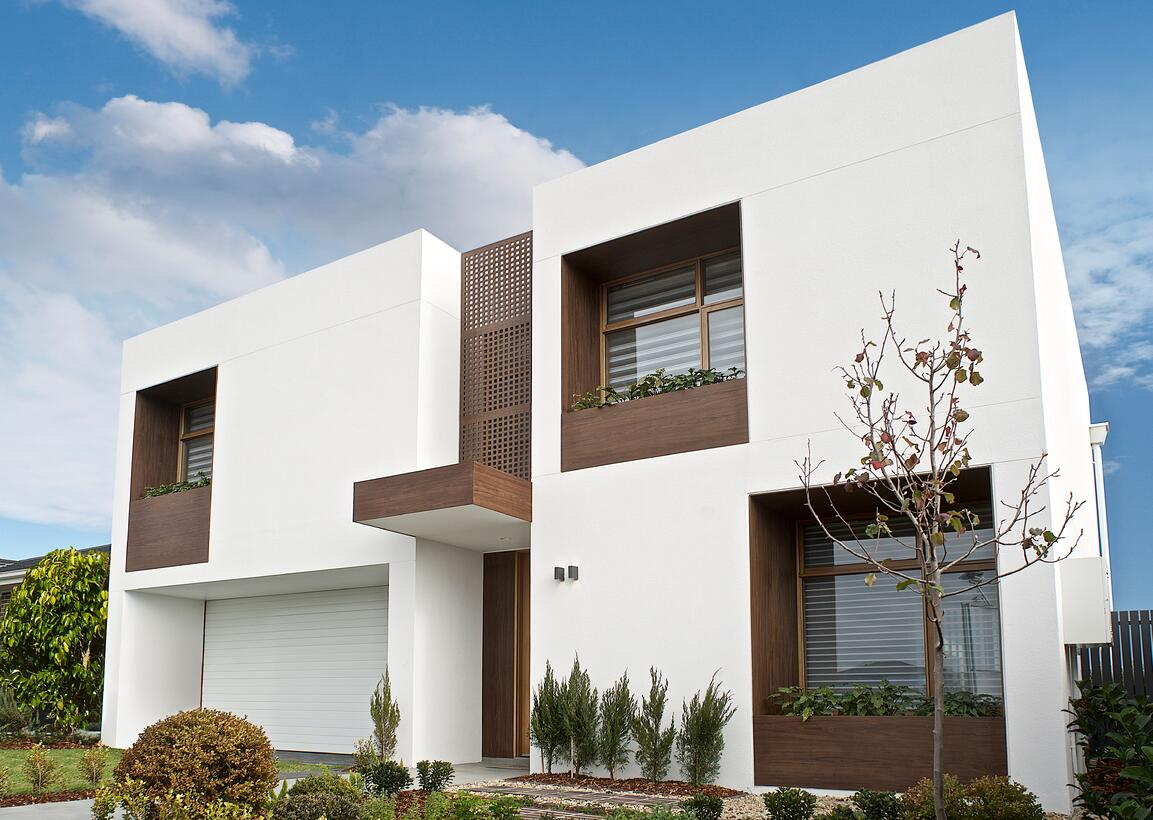 It's a wrap! Winning home design achieves the ideal look with Hebel.