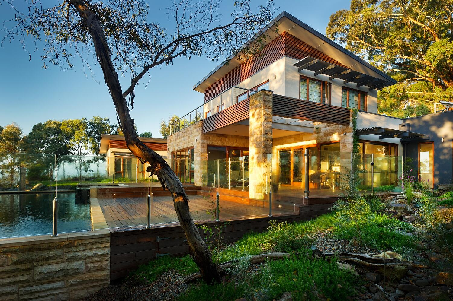 Why Hebel is a safe choice when building in bushfire zones